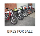Dirt-Track, Cafe Racer And Street-Tracker Bikes For Sale