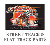 Street-Track And Flat-Track Parts For Sale